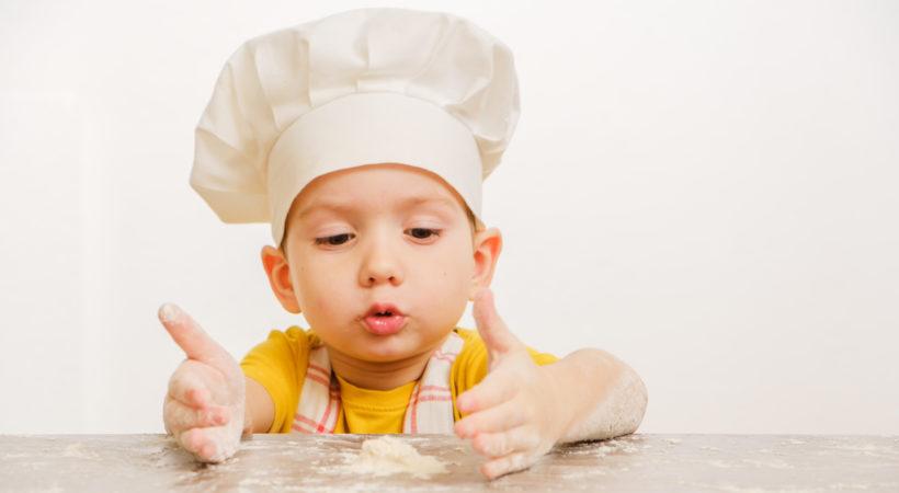 Smaksutvikling hos barn Ask og Loke